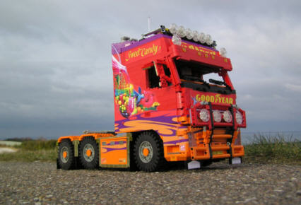 Volvo FH12, Sweet Candy